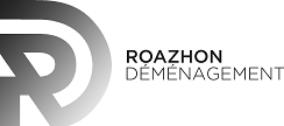 ROAZHON DEMENAGEMENT Logo